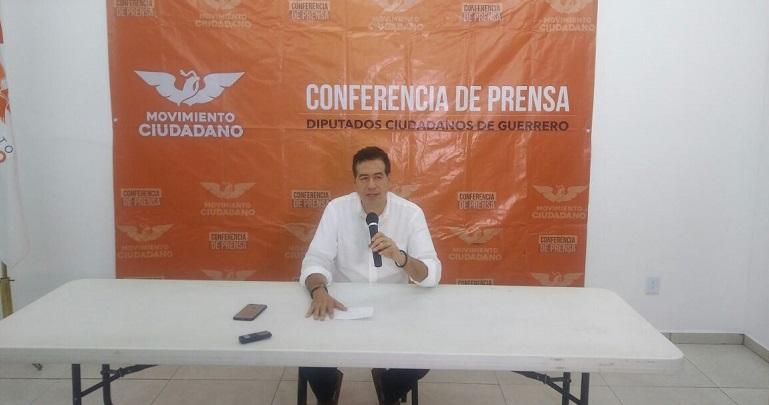 Ejecutan al dirigente del Movimiento Ciudadano de Quechultenango
