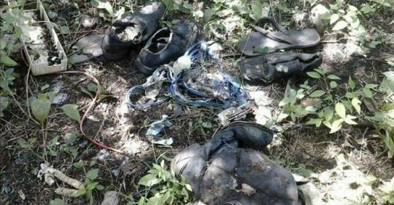 Ubican restos de 14 en la montaña de Guerrero