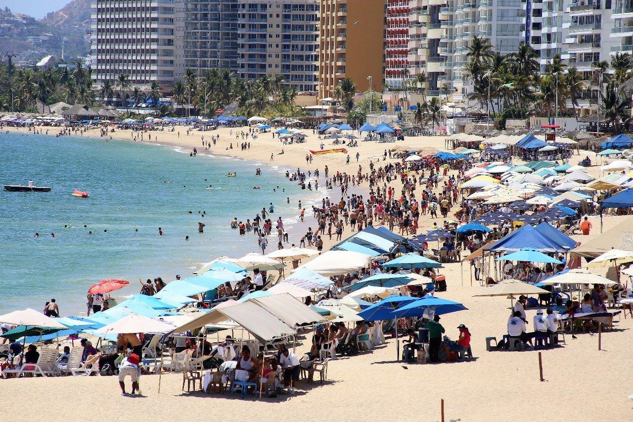 Destinos de Guerrero alcanzaron 57.5 por ciento de ocupación hotelera