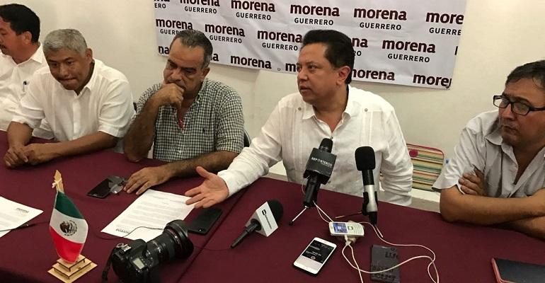 Encuesta definirá candidato a la Presidencia en Morena: AMLO