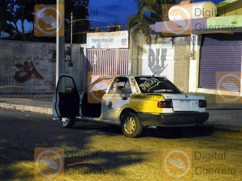 Abaten a un delincuente durante un enfrentamiento en Acapulco, Guerrero