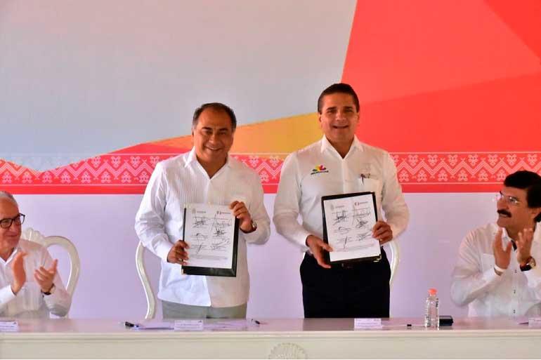 Michoacán y Guerrero refuerzan seguridad en ZEE LC-La Unión
