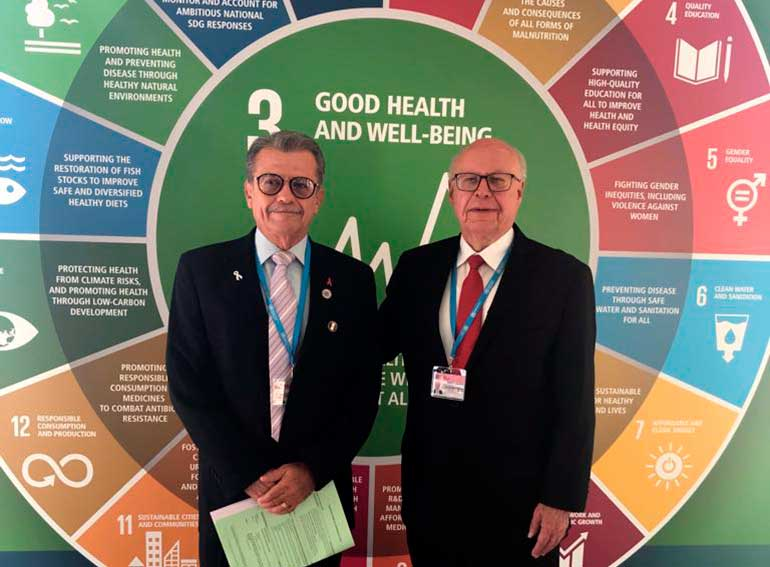Expone Carlos de la Peña ante 71 Asamblea Mundial de la Salud de la OMSS, estrategias en cuidados maternos