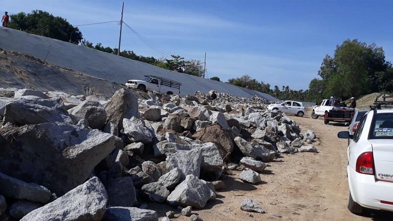 Digital Guerrero   Luego de 10 horas cerrada la Acapulco