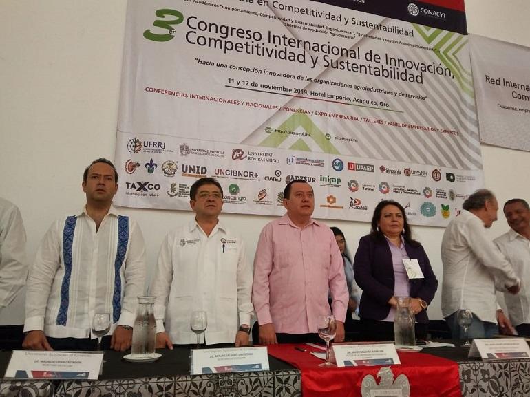 Confía el rector Javier Saldaña, que la Federación apoyará al Estado para que ayude con recursos a la UAGro - Digital Guerrero