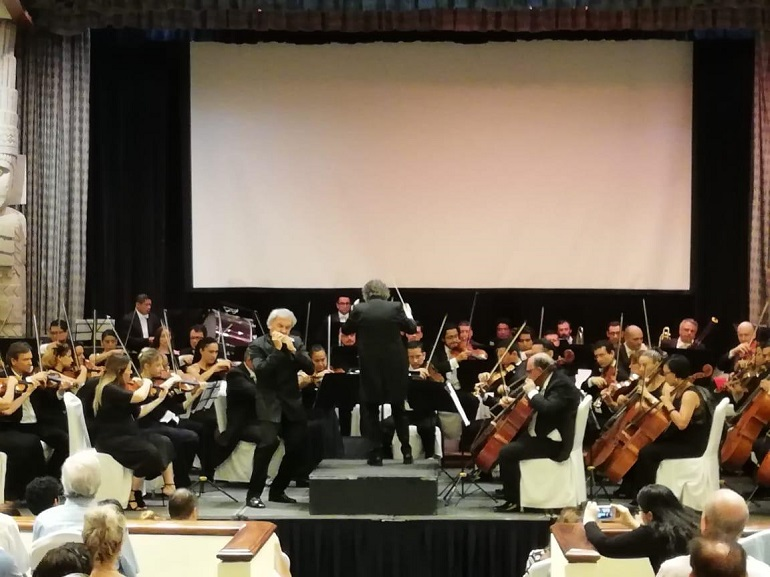 Ofrece la Orquesta Filarmónica de Acapulco su 7° Concierto de Temporada - Digital Guerrero